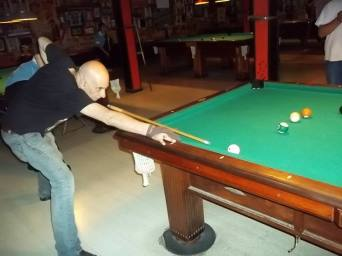 Jugando al Pool