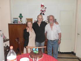 Jorge y sus Padres